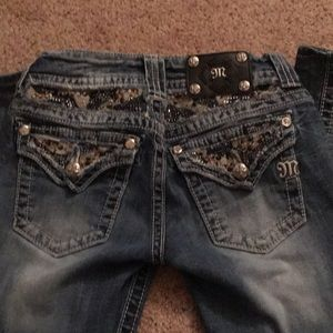 Miss Me Jeans💙 Bootcut Size 26💙
